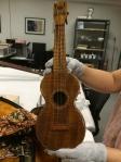 Sam Cooke's ukulele