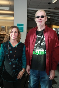Evelyn McDonnell and Cliff Michalski