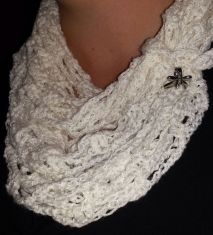 Infinity scarf by Jenn Teruya