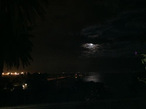 Moon Over Cabrillo