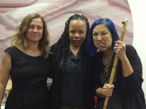 Evelyn McDonnell, Tracie Morris, and Alice Bag
